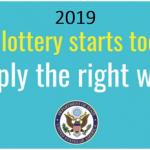 Стартовала лотерея Грин-кард 2019