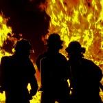 В Калифорнии полыхают пожары