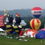 27 июля — Фестиваль воздушных шаров в Нью-Джерси
