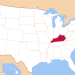 Штат Кентукки