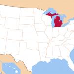 Штат Мичиган