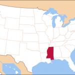 Штат Миссисипи