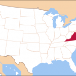 Штат Вирджиния
