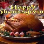 22 ноября — День благодарения в США