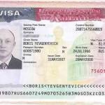 Виза B2 (Гостевая виза)