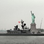 Неделя флота проходит в Нью-Йорке