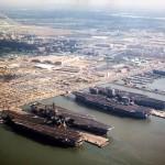 Военные базы США могут быть затоплены в 2050 году