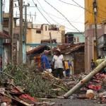 Последствия урагана «Мэтью» на Гаити