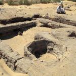 В Египте раскопали древний город