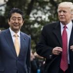 Трамп пообещал Японии поддержку