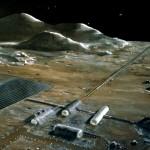 США планируют разрабатывать Луну к 2020 году