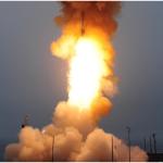 США провели испытание баллистической ракеты Minuteman III