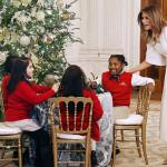 Меланья Трамп о своем идеальном Рождестве